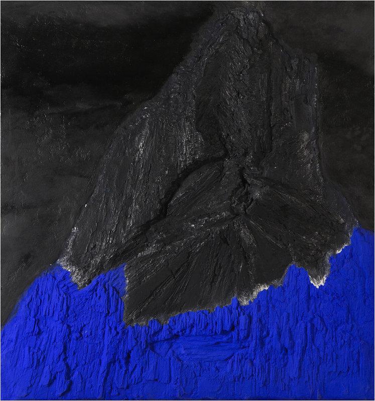 Because Art Is - Sylvia Rhud - Le pic de l'aigle